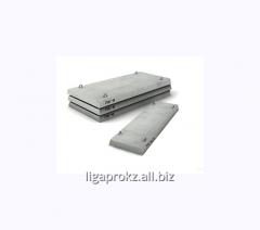 Плита железобетонная для теплотрасс М200-350