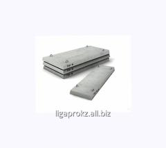 Плита доборная для теплотрасс М200-350