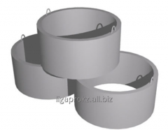 Ring wall KS reinforced concrete M200