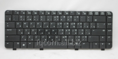 The keyboard for the HP Compaq 6520S laptop black