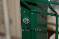 Комплект крепления М8х80 (Планка с ПП, прокладка,