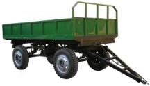 Trailer 7C-5, Trailers tractor