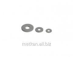 Шайба плоская ГОСТ 11371-78 для крепежа с размером