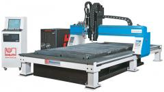 Installation of plasma cutting Plasma Jet DSH 1530