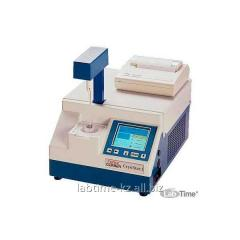 The cryoscope automatic cryostar 1 on one sample