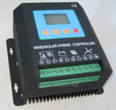 Hybrid MPPT controller