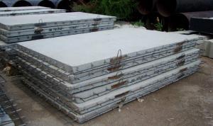 Plates reinforced concrete PV 30.20-1 (PV