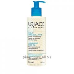 Uriage Очищающее масло для лица. Ультрамягкое