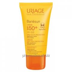 Uriage Барьесан SPF 50+ Крем для лица и тела для