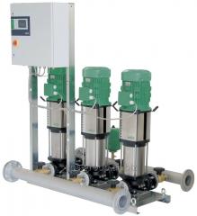 Industrial pump stations WILO - Comfort