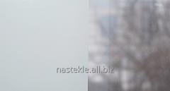Decorative opaque film of White Matte
