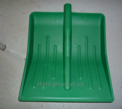 Лопата пластмассовая №9, 490 х 400 мм