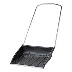 Скрепер для снега 750 х 550 мм, пластиковый