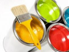 Varnishes, paints and varnishes