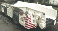 Car mine self-propelled 10VS-15