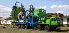Installation koltyubingovy Uranium-30