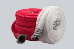 Fire hoses in Astana