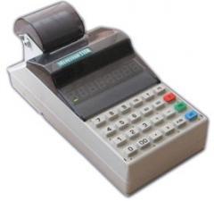 Электронные контрольно-кассовые аппараты в