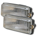 Headlights of fog light of Bosch Scout, fog lamps