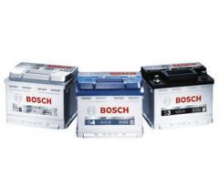 Car batteries, Bosch