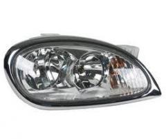 Automotive head lamps, lighting engineering