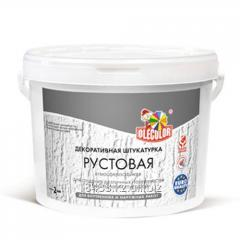 Plaster rustovy OLECOLOR