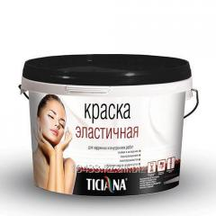 Paint acrylic crack-proof elastic TICIANA
