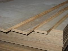 Fire-resistant plywood 21 of mm