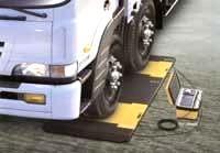 Podkladny automobile scales - RW