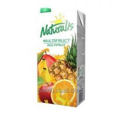 Nectar Naturalis multifruit, l Tetra Pak 1/2/0,2