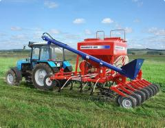 Average sowing AGRATOR-4800 complexes