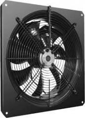 Осевой вентилятор Shuft AXW 400-4M