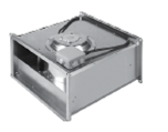 Прямоугольный канальный вентилятор Shuft RFE