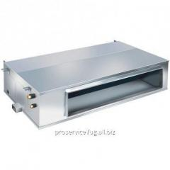 El sistema AUX el bloque interior del tipo ARVMD MidARVMD-H0100/4R1A de canal