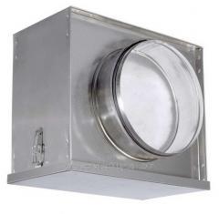 Фильтр для круглых воздушных каналов Shuft...