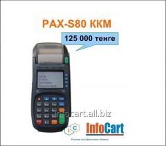 PAX-S80 ККМ, контрольно-кассовая машина  +