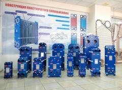 Heat exchangers lamellar in Astana