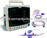 The monitor of the patient of KMP-M8000 in a se