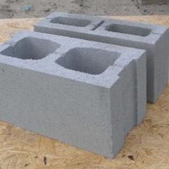 Цементно-песчаный блок, блоки цеметные