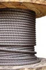 Ropes steel in Almaty