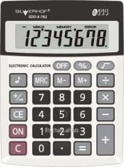Calculator, desktop, 8 categories, 2 types of