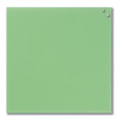 Стеклянная магнитно-маркерная доска зеленая 2х3