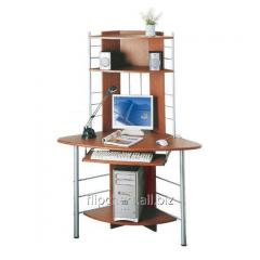 Computer table, Deluxe, DLFT-1010B, Angel, MDF,