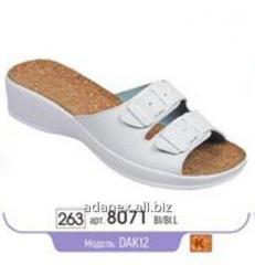 Bedroom-slippers female Adanex DAK12 Daisy 8071