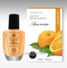 Масло для кутикулы масло апельсин 30 мл