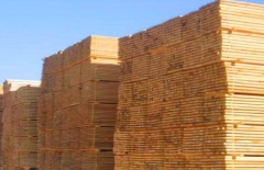 Edged sawn timbers