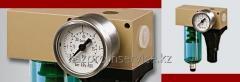 Магнитный клапан для пневматических исполнительных механизмов тип 3701