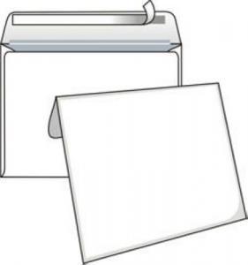 A6 envelope white Unitary enterprise-1000 of piece