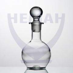 Decanter from glass