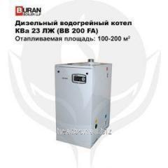 KVA diesel boiler 23 LZh - BB 200 FA